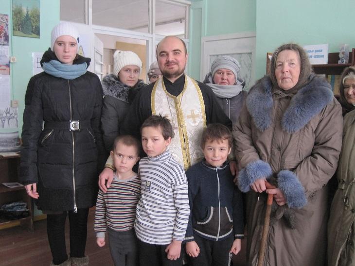 Татьянин день в селе Юлово Городищенского благочиния