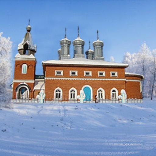 Покровская церковь Городище