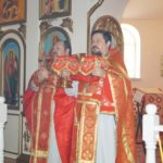 15.04.2018 Фомина неделя (Антипасха) в Покровской церкви города Городище