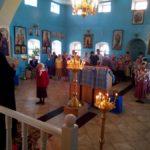 Божественная литургия в Городище 24.06.2018