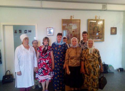 В Городищенской районной больнице состоялся молебен в честь праздника святых апостолов Петра и Павла
