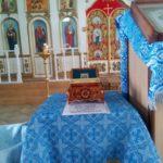 В Городище прибыли мощи великомученика Георгия Победоносца