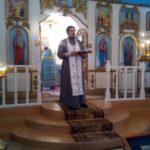 Божественная литургия в день положения честной ризы Пресвятой Богородицы во Влахерне