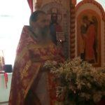 Престольный праздник в г. Городище