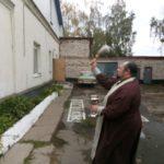 Сотрудники МЧС г. Городище приняли участие в молебне в день праздника иконы Божией Матери «Неопалимая Купина»