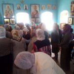 Рождество Богородицы в Покровской церкви г. Городище