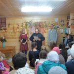 Праздник Покрова Пресвятой Богородицы в Покровской церкви г. Городище