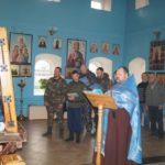 Пребывание Табынской иконы Божией Матери в Покровскую церковь города Городище