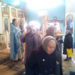 Молебен к 10-летию освящения Покровской церкви г. Городище