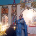 Праздник Введения во храм Пресвятой Богородицы в Покровской церкви города Городище