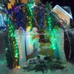 Рождественская Божественная литургия в храме Покрова Пресвятой Богородицы г. Городище