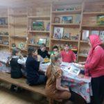 Воспитанники воскресной школы «Восход» причастились Святых Христовых Таин